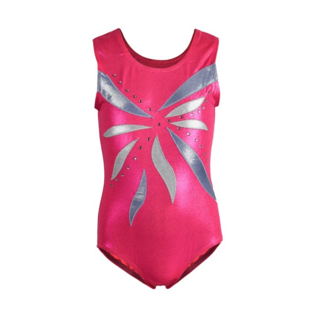 a989cf2541e0 Toddler Girls Dance Wear Children Ballet Leotards Striped Sparkle ...