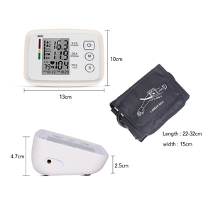 Image 5 - Oliecoスマート自動アーム血圧モニターbp血圧計圧力計計眼圧計家族の健康ケアモニター