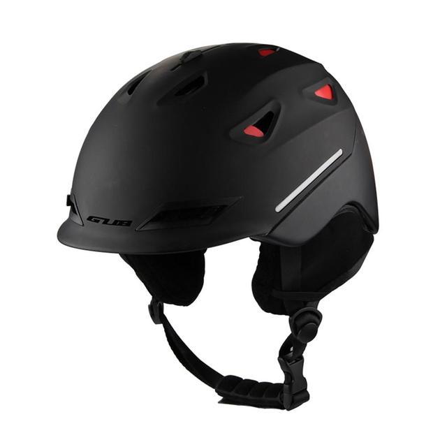 acc9355b979 Motos de nieve Snowboard protección casco de Skate para hombres mujeres  monopatín casco esquí deportes equipo
