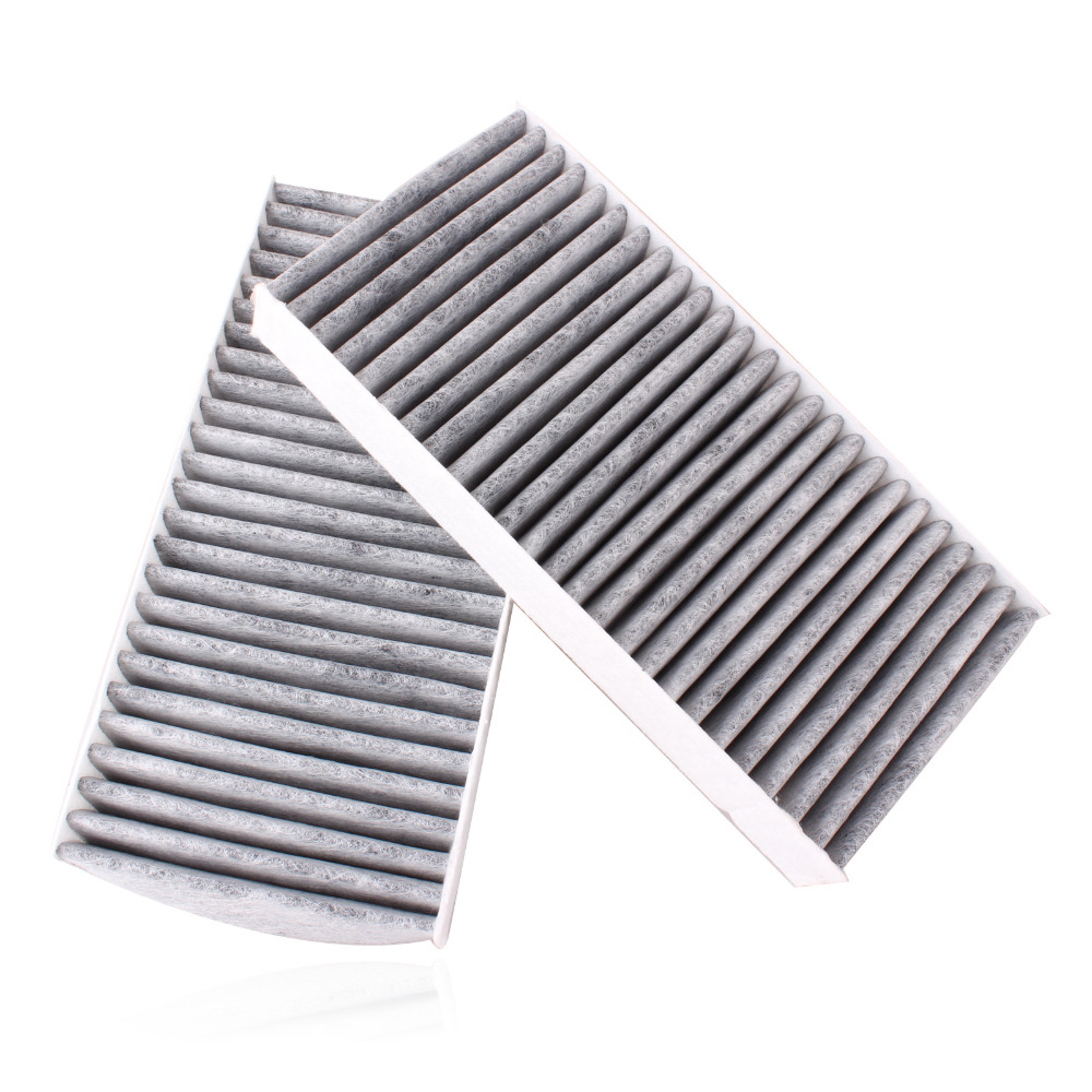New Arrival 2x Carbon Cabin Air Filter For Honda Acura Civic HRV CRV  Element RSX 80292