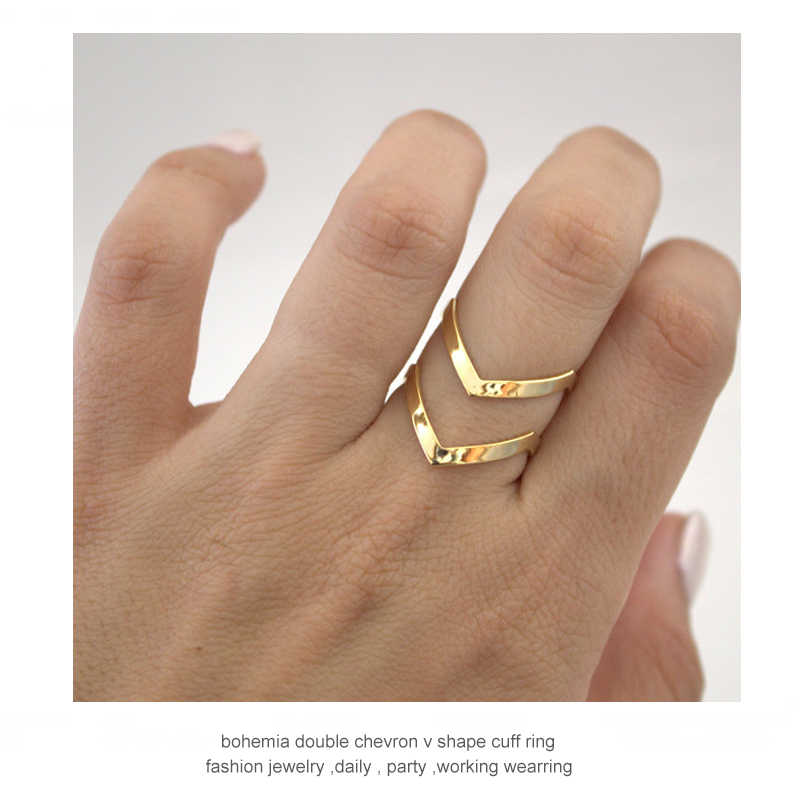 SMJEL แฟชั่น Vintage Punk แหวน Arrow Moon Star Infinite Antler แหวน Anel เครื่องประดับ Femme เด็กคริสต์มาสของขวัญ
