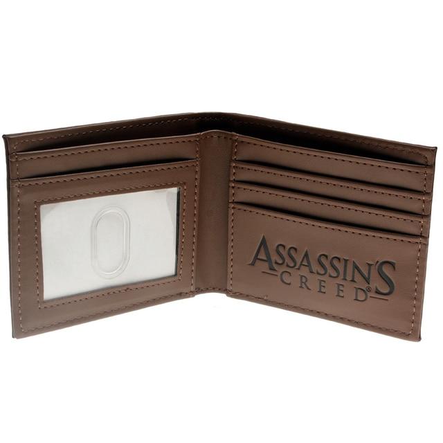 Кошелек Кредо убийцы Assassins Creed модель №6 3