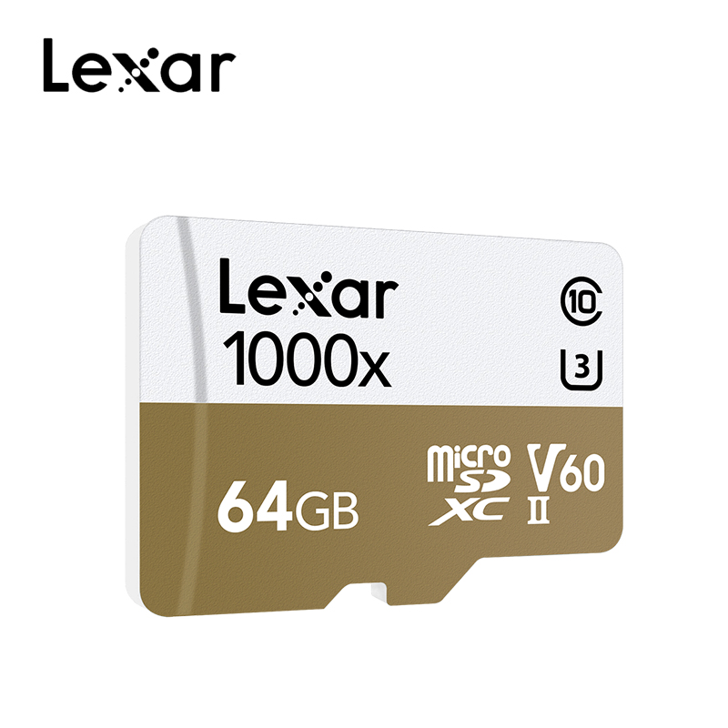 Image 3 - Original Lexar Micro SD 128GB Memory Card 16GB 32GB UHS II U3 Max 150MB/s 64GB Class10 cartao de memoria tarjeta micro sd-in Micro SD Cards from Computer & Office