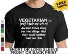 Funny Vegetarian Def...