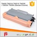 Compatibel TN420 TN2210 TN2215 para BROTHER HL-2130 DCP-7055 7057 7060D 7065DN 7070DW 2132 2220 2230 2240 2240D 2250DN 2242D 2270