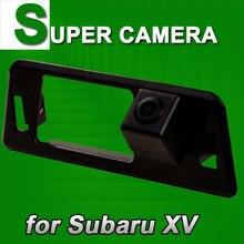 Для Subaru XV вид сзади Автомобиля парковка резервное копирование Камеры заднего Вида комплект Безопасности для Навигации GPS
