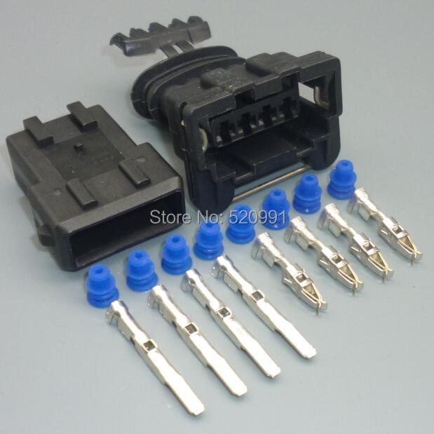 Shhworld Sea 3,5 мм 4 Pin 282192-1 Junior мощность таймер розетка Автомобильный датчик кислорода разъем катушка зажигания штекер