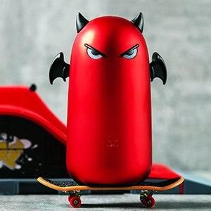 Emie X-monstre 10000 mah Portable Chargeur, 2A Charge Rapide Externe batterie pour iphone6 7 8 plus, sumsungLED yeux mignon Power Bank