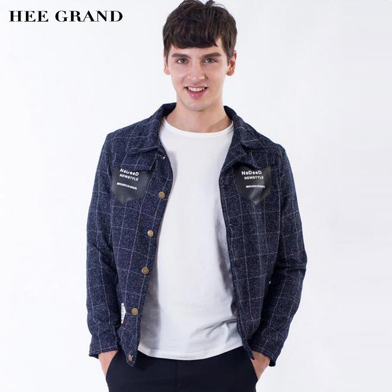 Aliexpress.com: Comprar Hee Grand hombres Chaquetas 2018