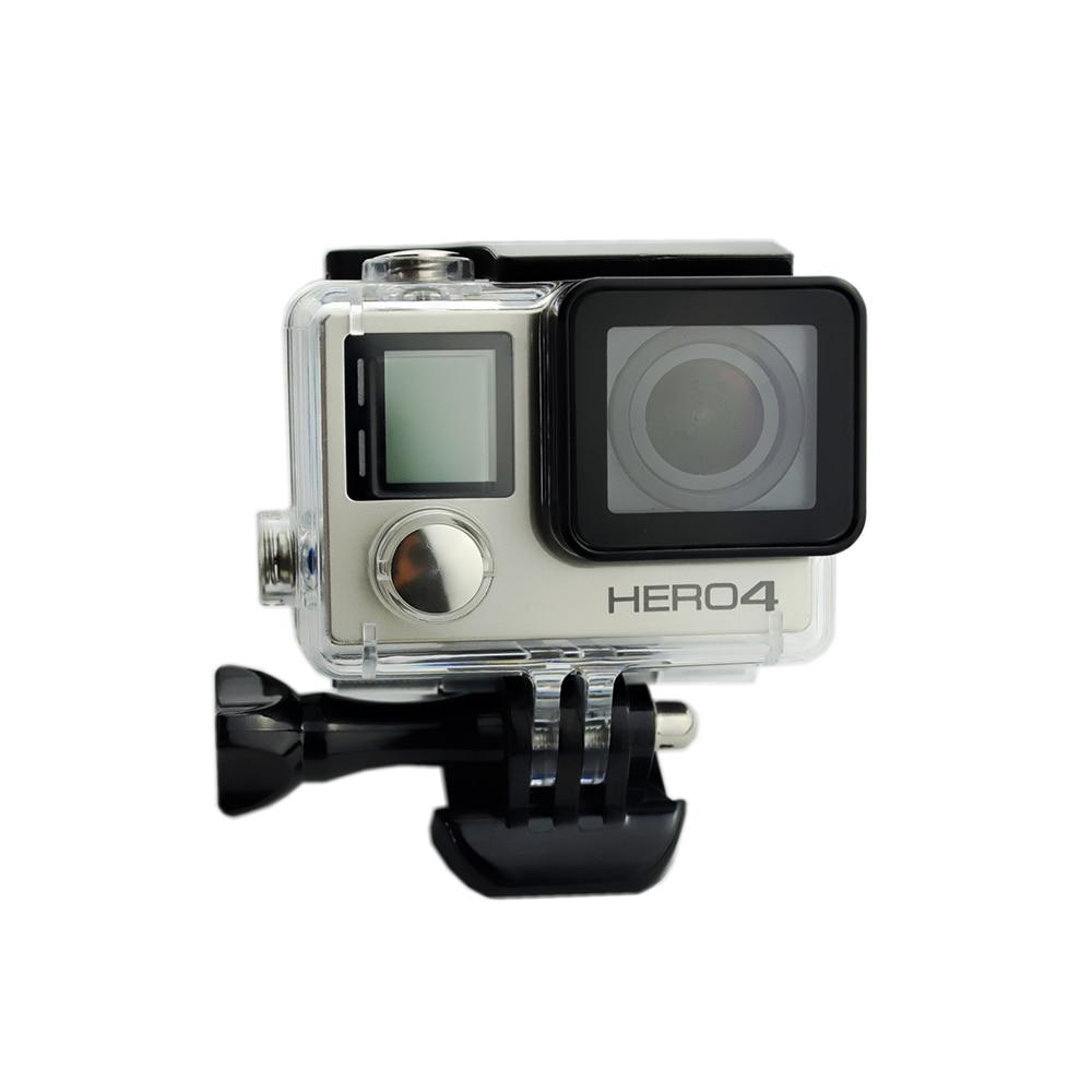 Gopro Hero 4 sensor ekranlı qoruyucu qutu üçün xanım - Kamera və foto - Fotoqrafiya 4