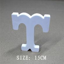 Цена со скидкой 15 см отдельно стоящая буква из искусственного