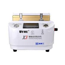 Вакуумный Ламинирующий дебарблер x3 oca интегрированный аппарат
