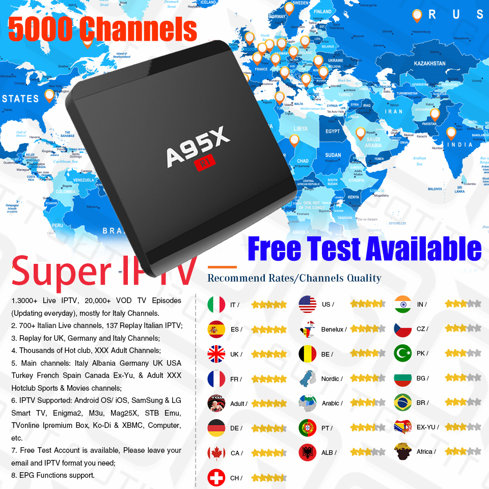World IPTV Europe Nordic Israel Sweden Spain Portugal Italy Dutch UK Arabic IPTV M3U Subscription 4 Android Box Smart TV Mag250 dalletektv mag250 linux iptv set top box europe iptv subscription arabic french uk italy usa germany sweden streaming box