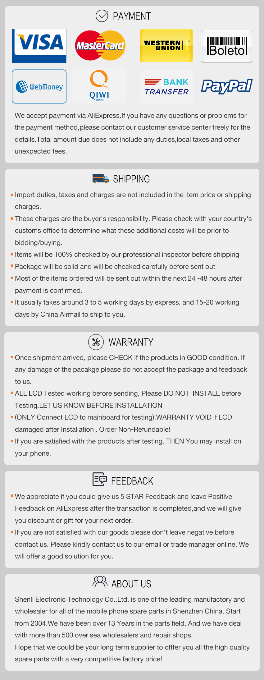 AAA+++ Quality LCD For iPhone 7 7Plus Screen Replacement For Apple 8 8Plus No Dead Pixel Display 100% With 3D Touch Warranty
