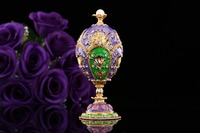 New Arrive Luxury Faberge Egg For Gift