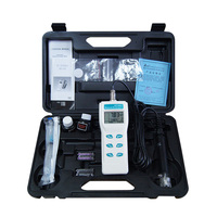 AZ8403 Digital Portable Accurate Dissolved Oxygen DO Meter Tester LCD Display