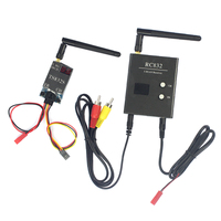 FPV 600mw Aerial Photography RC832+TS832 5.8G 48CH AV Transmitter & Receiver System F07270