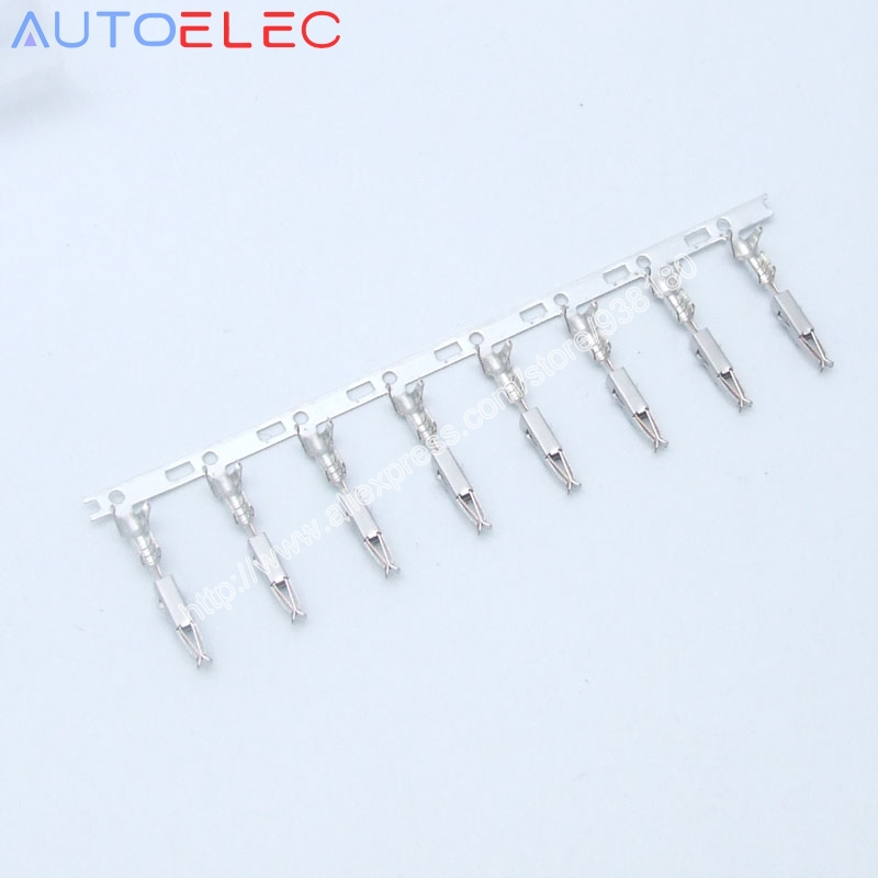 US $9 1 5% OFF|100Pcs 962876 1 for VW Tyco TE audi terminal automotive  connector MICRO P TIMER RECEPTACLE CONTA AMP Timer Connector System-in