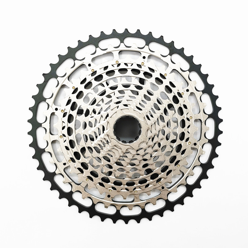 Ultra-léger 369g vtt vélos roue libre 12 vitesses XD Cassette roue libre 10-50 T pour XD moyeux vélo roue libre pièces