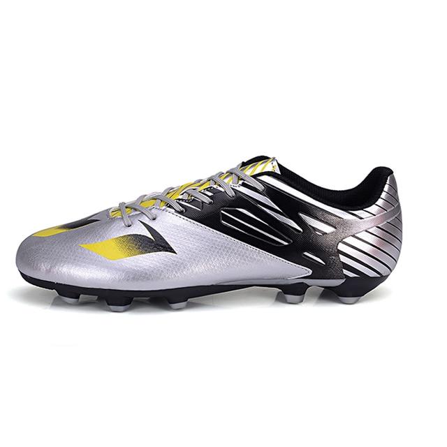 Profissionais sapatos de futebol Ao Ar Livre Crianças das mulheres dos  homens botas de futebol Atlético 723adf743ed33
