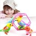20 Canções Cantando Som Aves Animais Cantar Solo inteligente Música Apito Brinquedos Digibirds Pássaro Música para Crianças Brinquedo Elétrico Crianças