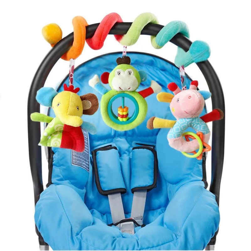 Նորածիններ Նորածիններ ողկույզներ - Խաղալիքներ նորածինների համար - Լուսանկար 1