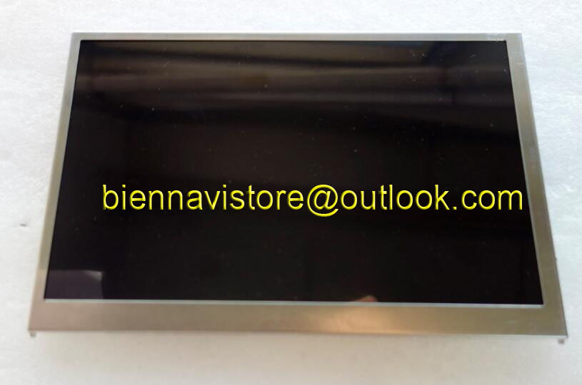 Free shipping 4pcs 8inch C080VW04 V0 LCD display monitor with touch screen for Car audio Mercedes BMNW rear seat DVD player