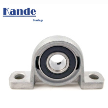 Kande Bearings  KP000  1pcs KP000 Zinc Alloy Miniature Vertical Bearings/ Zinc Alloy Mounted / Bore: 10mm