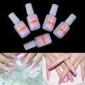 Fast Drying Acrylic Topcoat Gloss Nail Art Tips Polish Glue UV Gel Top Coat Seal Polish Nail Gloss