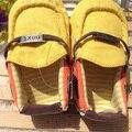Escorregamento da criança mocassins Sapatos de Bebê Das Meninas Dos Meninos Primeiro Caminhantes Suaves Sapatos de Algodão Interior