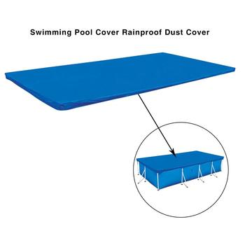 Swimming Pool Cover Spa Rainproof Dust Covers For Outdoor Swim Sports Gym Pool Cover Accessories swimming pool cover spa rainproof dust covers for outdoor swim sports gym cover accessories
