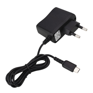 Image 3 - High quality US EU UK Plug Charger Cable AC Adapter Power Supply for N DSL for N DS L ite Console
