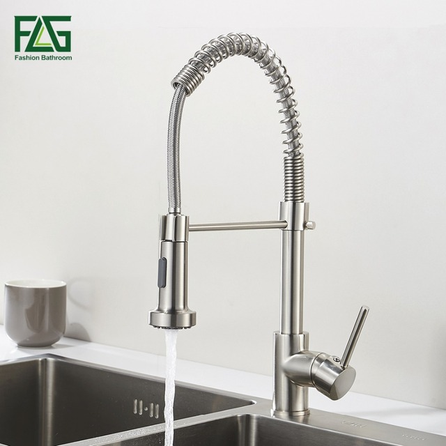 Spring Style Kitchen 2-Function Water Outlet Mixer Tap