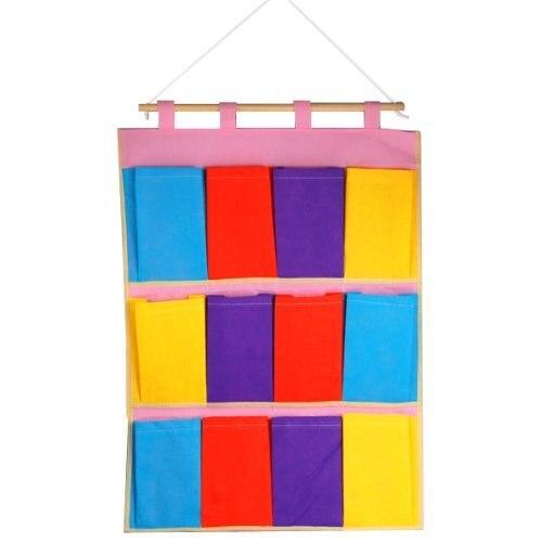 12 Карманный гаджет хранения держатель висячем дверь ткань висит органайзер Bag ...