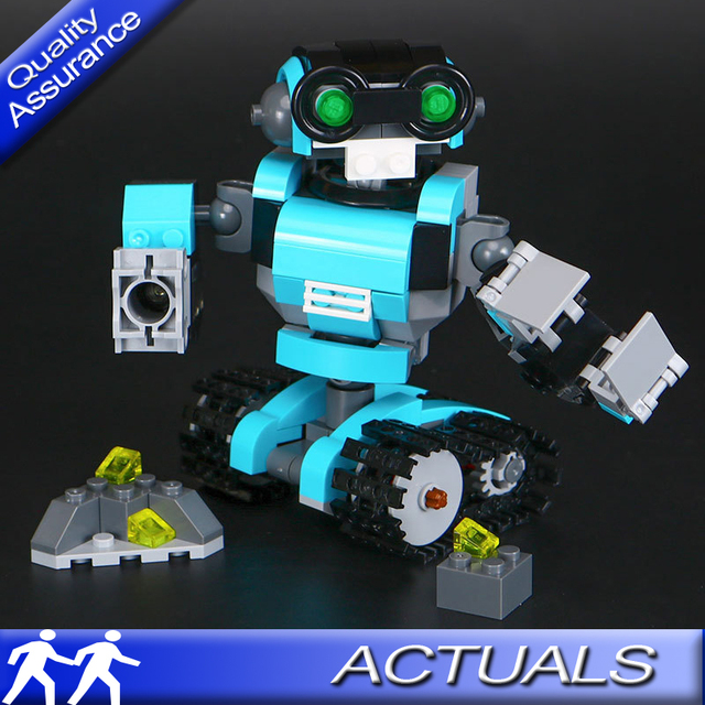 Compatible With Lego 31062 205pcs Lepin 24020 Technic Creator Robo
