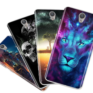Case for Lenovo Vibe S1 A40 / S1 C50 Case Cover 3D TPU Silicone Coque For Lenovo Vibe S1 Case Cover for Lenovo S1a40 Cover(China)