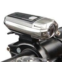 Cycling Bike Light 4 Model Front Light LED 200 Lumen USB Rechargeable Flashing Safety Lamp Lights