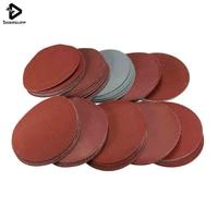 Flocking Sandpaper Sanding Discs 80 100180 240 600 800 1000 1200 2000 3000Grit 100mm 4 Inch