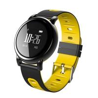 Luxury Smart Watch Men Health Blood Pressure Heart Rate Monitor Bluetooth Silicone Band Women Sport Bracelet