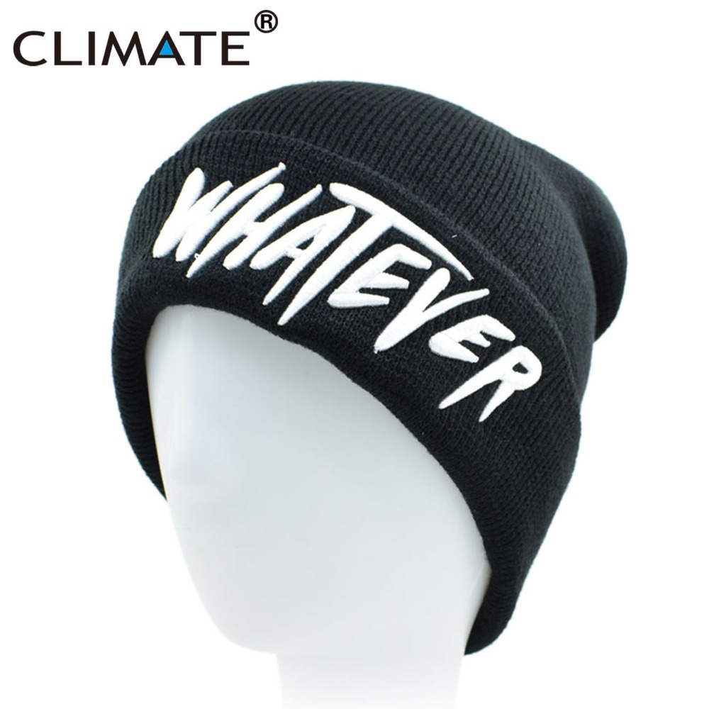 CLIMATE Women Men Winter Hat Warm