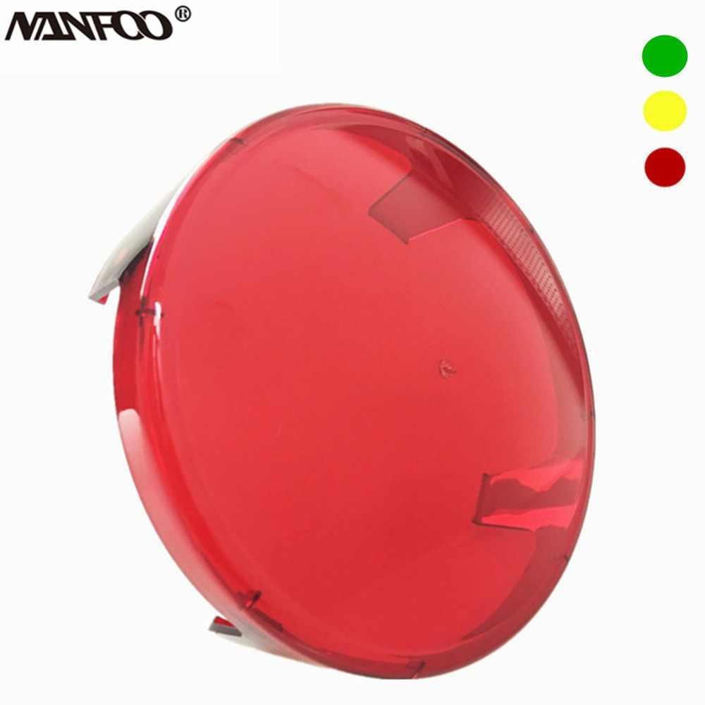 Kopen een geven een GRATIS in Juli 6.1 ''Rood/Geel/Groen Lense Draagbare Spotlight Filter voor 60W LED Handheld Spotlight
