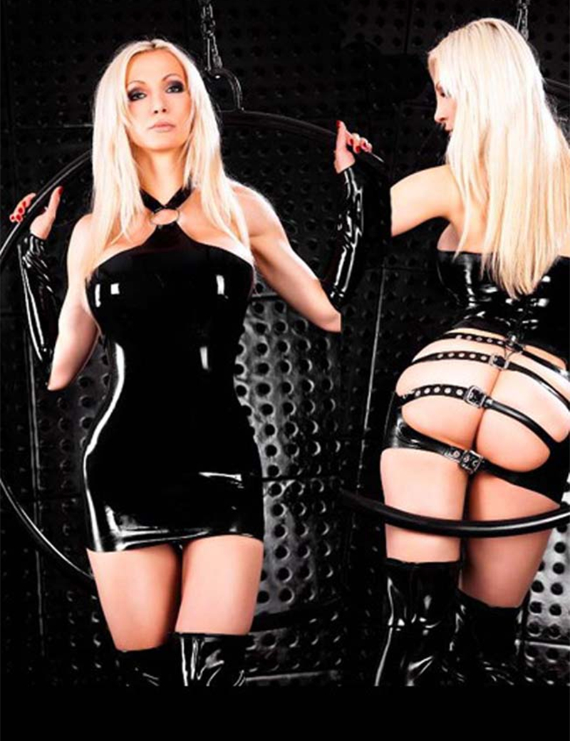 Leather and Vinyl Clothes, Leather Corsets, Leather Lingerie
