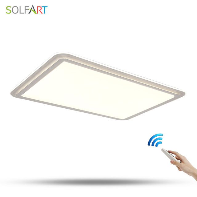 type of lighting fixtures. solfart ceiling lights led plafonnier lamp light fixtures square rectangle type thin of lighting