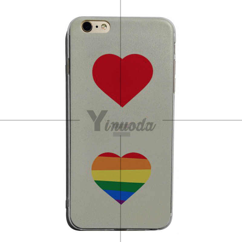 coque iphone x lgbt