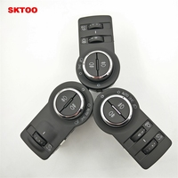 SKTOO For Chevrolet Cruze For Buick Excelle GT Auto Headlight Switch Control Headlight Switch Button With