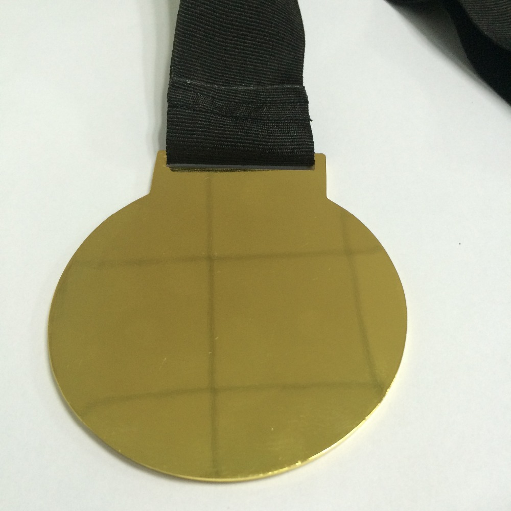 Design ihre eigenen medaille für rennen mit sublimiert medaille band als auszeichnung medaille    500 stücke-in Nichtwährungs-Münzen aus Heim und Garten bei  Gruppe 3