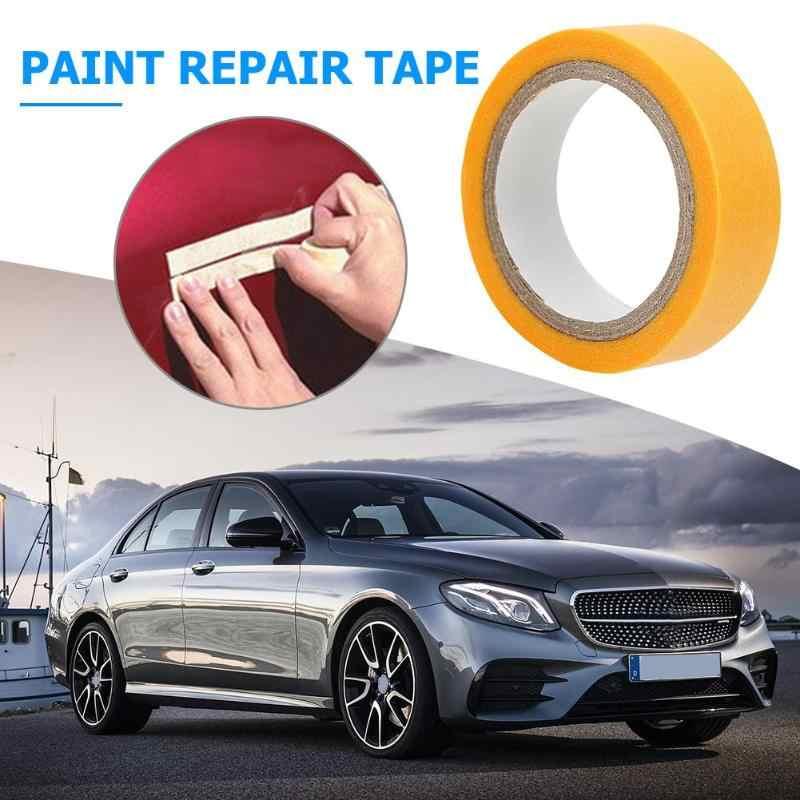 Paint Spray Masking Rubber Tape Paint Care Tools Car Paint Auto Scratch Repair