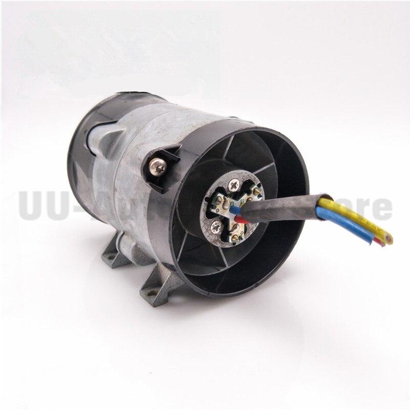 Voiture universelle Turbine électrique puissance Turbo chargeur Tan Boost ventilateur d'admission d'air 12 V - 5