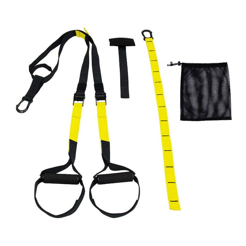 Resistance Bands Crossfit Pull Rope Set Home Fitness Belts Gym Chest Exercise Door Anchor Shoulder Outdoor Muscle Training Kit