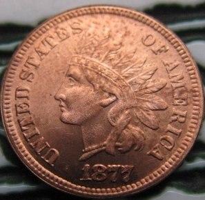 Indian head центов